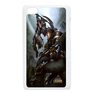 Custom Case League Of Legends for Ipod Touch 4 M4F3138953