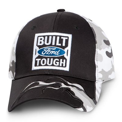 Mac Adjustable Hat (Built Ford Tough Coldfire Cap)