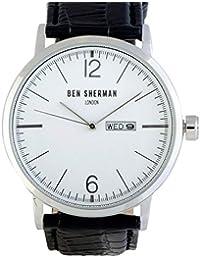 Portobello Quartz Male Watch WB046B (Certified Pre-Owned)