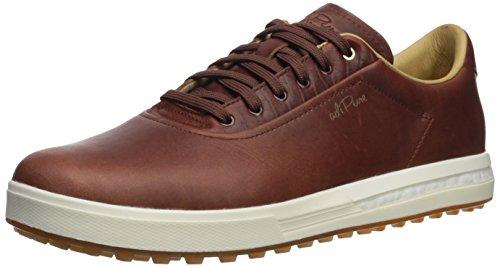 - adidas Men's Adipure sp Golf Shoe, tan Brown/Chalk White, 10.5 Medium US