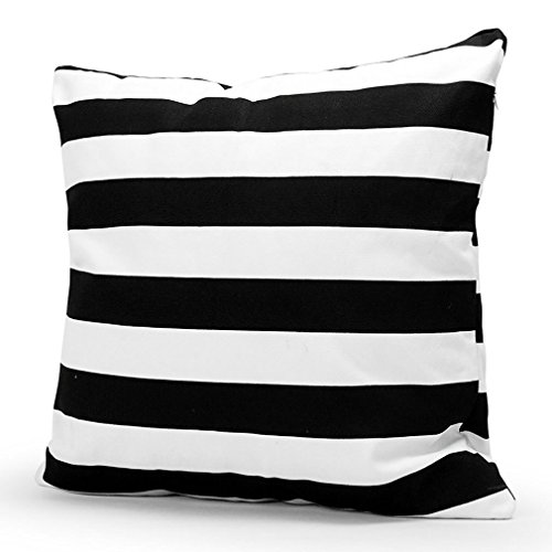 Shipping Free Halloween (Throw Pillow Cover, Onker Cotton Linen Square Decorative Throw Pillow Case Cushion Cover 18
