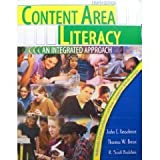 Content Area Literacy : An Integrated Approach, Readence, John E. and Bean, Thomas W., 0757508170
