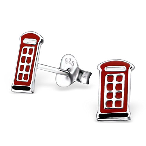 Sterling Silver Telephone (Pro Jewelry .925 Sterling Silver