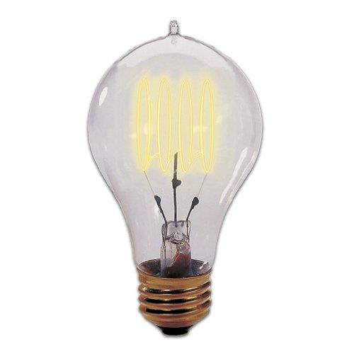 Bulbrite 134020 40W Nostalgic Edison Quad Loop-style Bulb