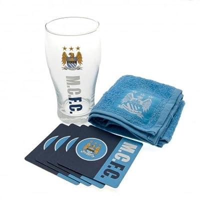 Manchester City F.C. Mini Bar Set