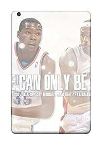 Leana Buky Zittlau's Shop oklahoma city thunder basketball nba miami heat NBA Sports & Colleges colorful iPad Mini cases