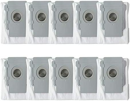 Noblik 10 Unids pPara Roomba I7 I7 + Plus E5 E6 Robot Aspirador Bolsa de Polvo Bolsas de Filtro Robótica Aspiradora Bolsa Accesorios: Amazon.es: Hogar