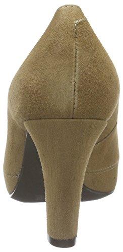 Unisa Numar_f16_ks - Tacones Mujer Beige - Beige (MACCHIATO)