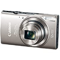 Canon PowerShot ELPH 360 Digital Camera w/12x Optical...