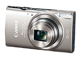 Canon PowerShot ELPH 360 HS (Silver) with 12x Optical Zoom and Built-In Wi-Fi (B019UDI1EE) | Amazon Products