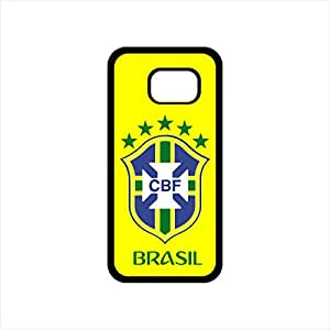 Fmstyles - Samsung S7 Mobile Case - Brasil Football team Fan 2018