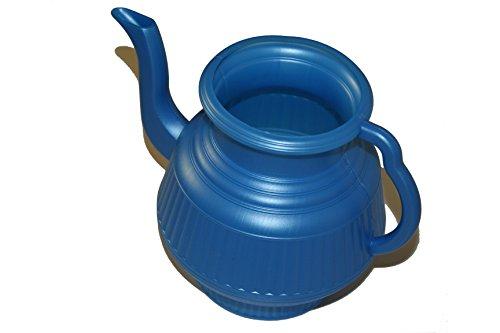 Mayaka786 Lota/Bodna/Toilet Wash Jug (Blue) - Buy Online in KSA