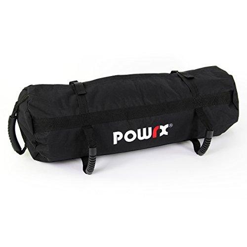 Professioneller Sandbag / Power Bag / Gewichtstasche / Sandsack / Foce Bag /Schwarz S,M,L / Gymnastik-Tasche / Sand Bag Functional Fitness (S / 18 kg)