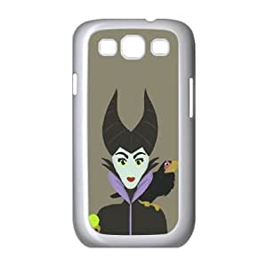 Samsung Galaxy S3 I9300 Cell Phone Case for Classic Theme Disney Maleficent Cartoon pattern design GDSNMLT15517