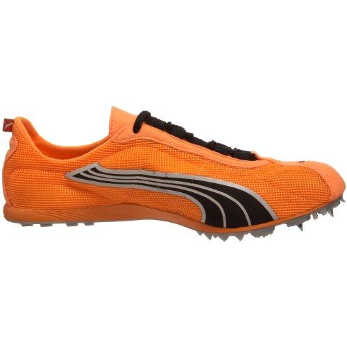 Puma Unisex Komplett Tfx Harambee Tre Pro Spikskor Fluorescerande Orange Svart Vit
