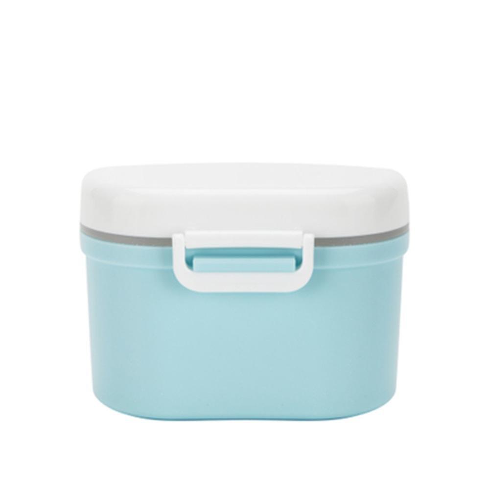 iBaste Baby Milchpulver Box Milchpulverspender Portable Milchpulver-Vorratsbehälter mit Gleichmacher GF01188--009