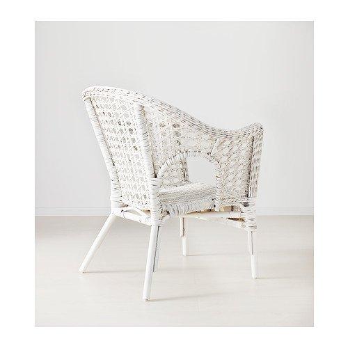 Ikea Finntorp - Sillón, Color Blanco: Amazon.es: Hogar