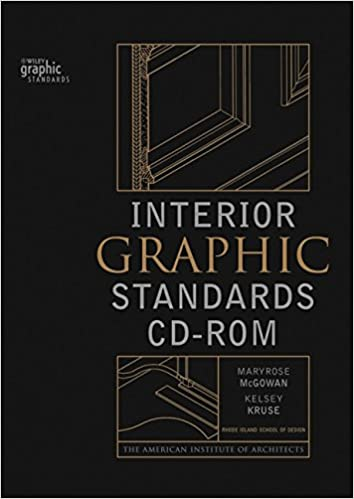 interior graphic standards cd rom edition maryrose mcgowan kelsey