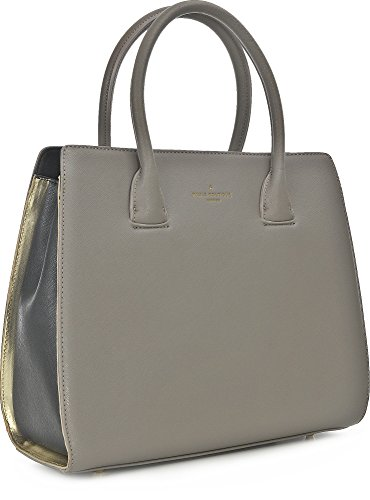 Pauls Boutique London Georgia Bolso de mano 34 cm Taupe