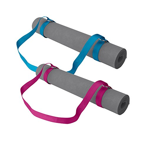 gaiam-easy-cinch-yoga-mat-sling-sold-individually-with-assorted-colors-fuchsia-or-blue
