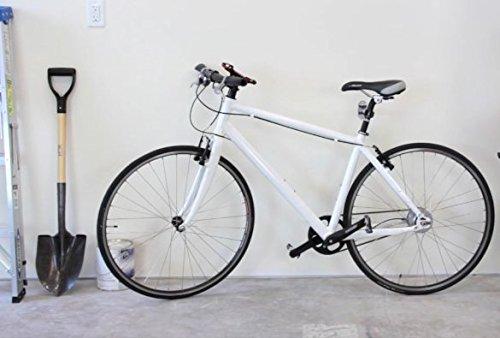 Delta Cycles - Bike Butler - Soporte para bicicletas plegable minimalista, ideal para oficinas, apartamentos y garajes de interior.