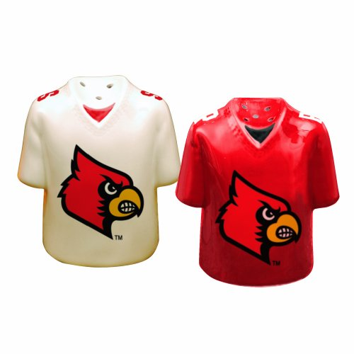 - Louisville Gameday Salt and Pepper Shaker