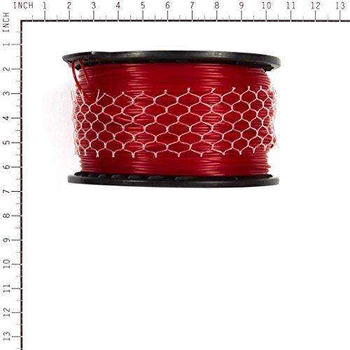 Oregon 23-195 Professional Red Gatorline Round String Trimmer Line .095-Inch Diameter 3-Pound Spool by Oregon (Image #2)