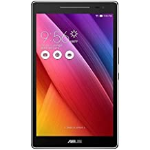ASUS ZenPad 8 Dark Gray 8-inch Android Tablet [Z380M] 2MP Front/5MP Rear PixelMaster Camera, WXGA TouchScreen, 16GB Onboard Storage, Quad-Core 1.3GHz Processor, 802.11a/b/g/n WiFi