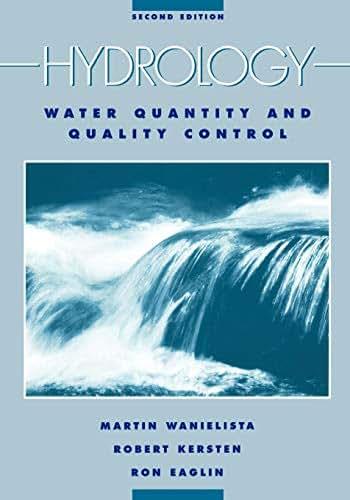 Hydrology & Water Quantity Control 2e