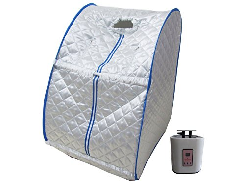 Portable Pop Up Tent Folding Therapeutic Slimming Steam Sauna Detox-Weight Loss by Unknown