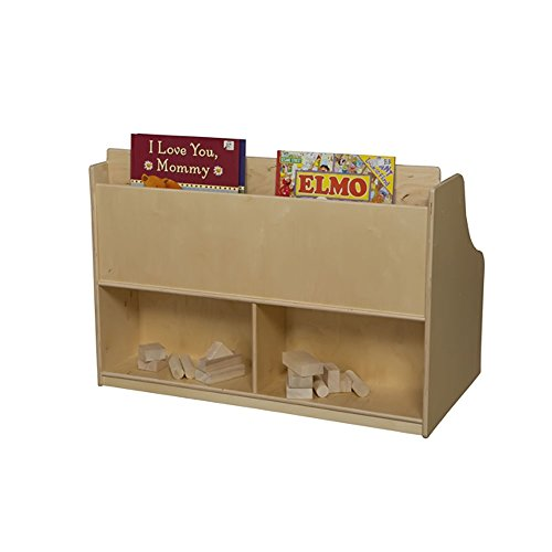 Wood Designs Kids Furniture WD990248 Reading Bench with Storage
