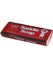 NAF naturliga djurmatningar sadeltvål i läder