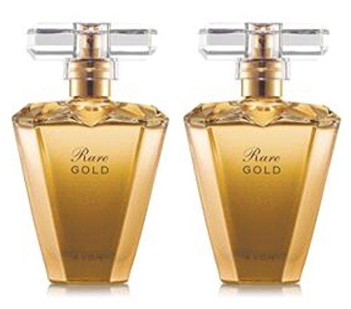 Rare Gold Perfume - Avon Rare Gold Eau de Parfum Spray 1.7 Fl Oz LOT OF 2 Sold by The Glam Shop