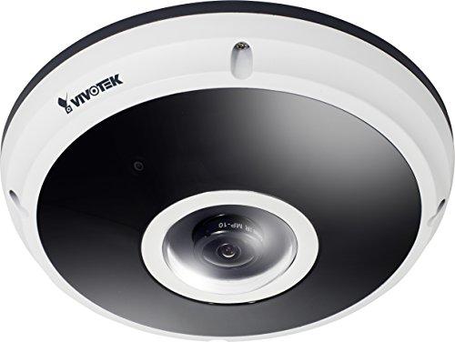 Vivotek FE8181V 5MP 360° Surround View Fisheye Network Camera Review