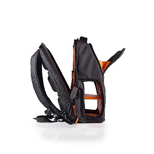 Gruv Gear VENUEBAG02-BLK   Black Club Bag by Gruv Gear (Image #2)