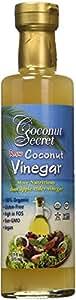 Raw Coconut Vinegar Coconut Secret 12.7 fl. oz (2-Pack)