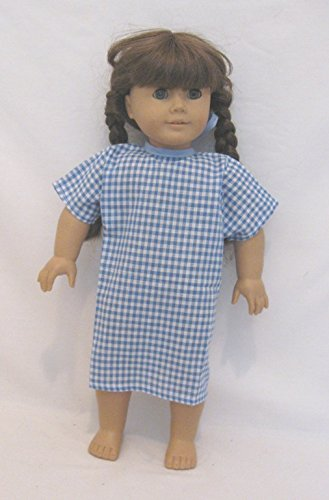 Hospital Gown For 18 Inch American Girl Dolls. Sold By Trendy Dolls. -