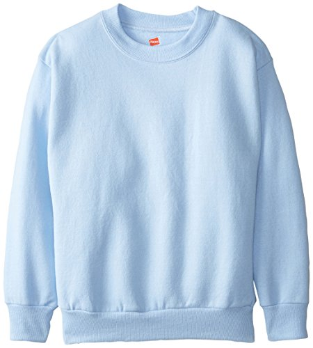 Light Blue Crew Sweatshirt - 7