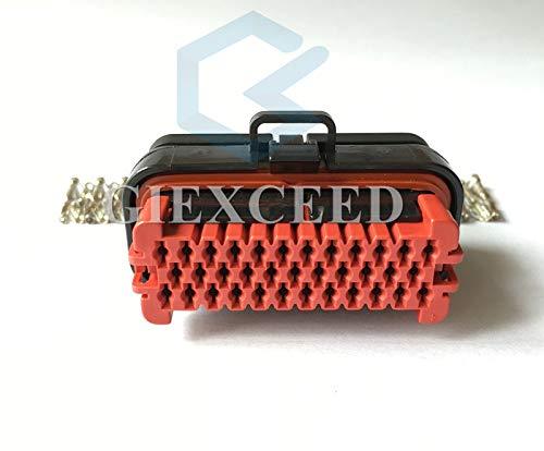 1 Set 35 Pin 776164-1 Tyco AMP Female Waterproof Automotive Connector Plug -