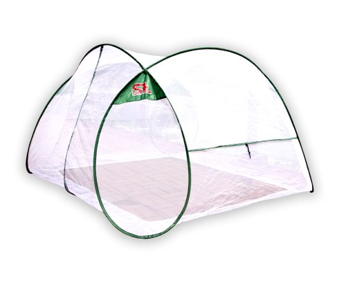 SpeedTent Portable Foldable Mosquito Net Tent Insect protection nets Anti-Bug Net 7~8 Person net tents