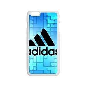 Wish-Store Fresh Blue backdrop Adidas logo Phone case for iphone 6
