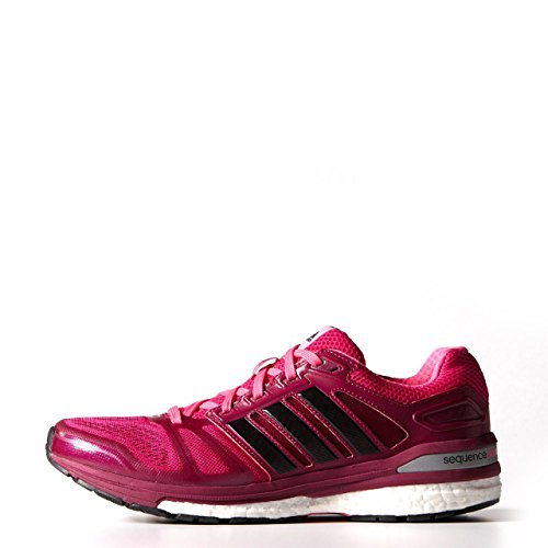 Adidas - Supernova Sequence 7 W - M18957 - Color: Negro - Size: 37.3