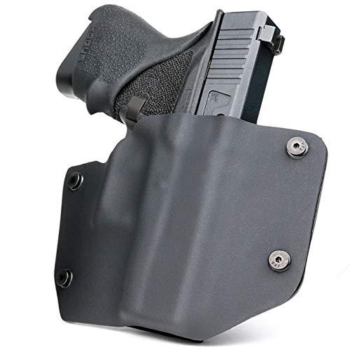 OWB Holster - Black (Right-Hand, Glock 43 & 43X)