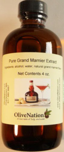 Pure Grand Marnier Extract 2 oz by OliveNation (Grand Marnier Liqueur)