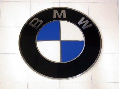 Genuine BMW E10 2002 E12 530i Set of 4 Wheel Center Cap Emblems 82mm 36131181104