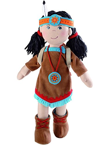 HABA American Indian Soft Papoose