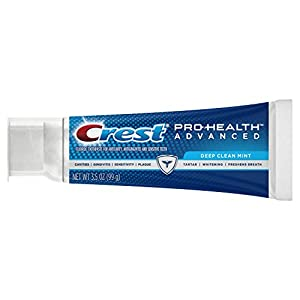 Crest Pro-Health Advanced Deep Clean Mint Toothpaste