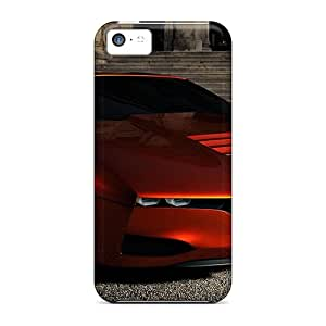 Premium Iphone 5c Cases - Protective Skin - High Quality For Bmw Red Black Friday