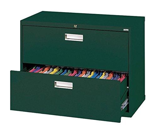 Green 2 Drawer - 1