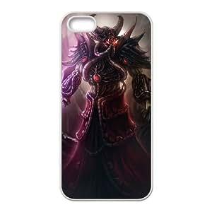 iPhone 4 4s Cell Phone Case White League of Legends Harbinger Kassadin Qnjx